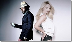Britney Spears is featured on Will.i.am